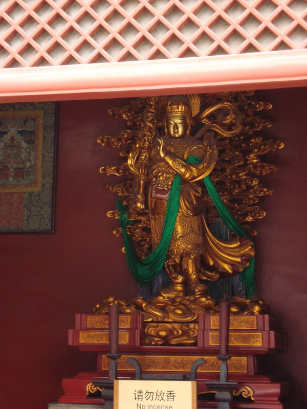 One of the many Buddhas