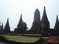 Finally...the ruins of Ayutthaya!