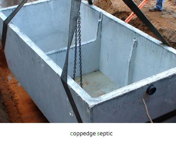 Copp Edge Septic Service