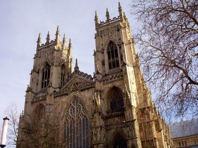 York  Minster , in  my  home  city  of  YORK  ENGLAND.