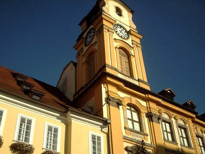 CHEB  CZECH.    Town Hall, started between 1723 and 1728.