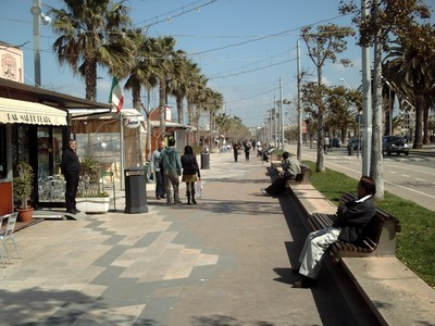 ALGHERO Promenade.