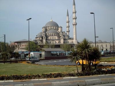 ISTANBUL  TURKEY.      Blue Mosque.