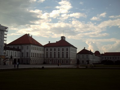 MUNICH,  GERMANY.  --  Schloss Nymphenburg.