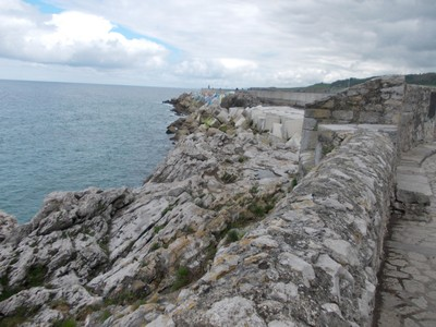 LLANES ,  SPAIN.   ==  Approaching the  Cubes  of  Memory.