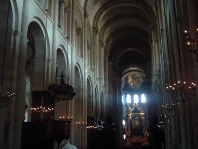 TOULOUSE  FRANCE.    St. Sernin de  Toulouse.
