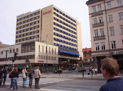 STOCKHOLM  SWEDEN.   I stayed at this hotel