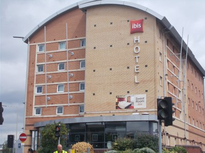 LEICESTER  IBIS HOTEL.
