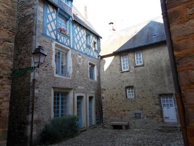 LE MANS  FRANCE.   A quite  corner.