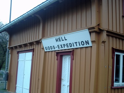 """norway   -Hell ,  Old  Norse  name  means  """"overhang""""."""