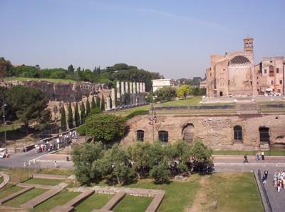 ROME  ITALY.  Forum.