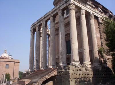ROME  ITALY;  Forum.