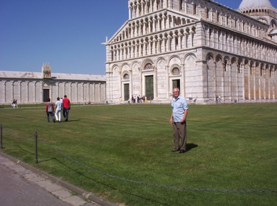 PISA  ITALY.  Cathedral.
