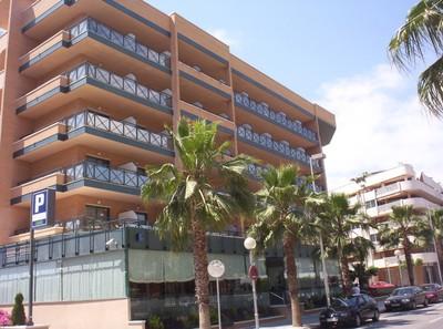 SALOU,  SPAIN.   Hotel.