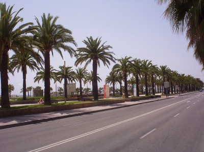 SALOU,  SPAIN.