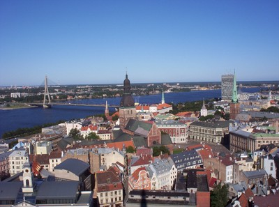 RIGA LATVIA   .