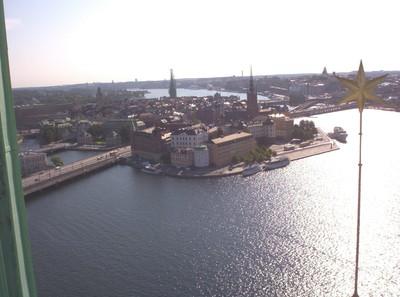 STOCKHOLM  SWEDEN   Old Town.
