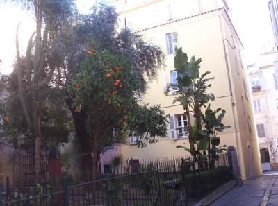 AJACCIO  CORSICA.  Opposite Napoleon house.