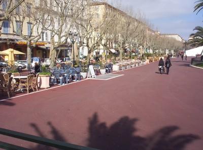 BASTIA CORSICA      Place St. Nicolas.