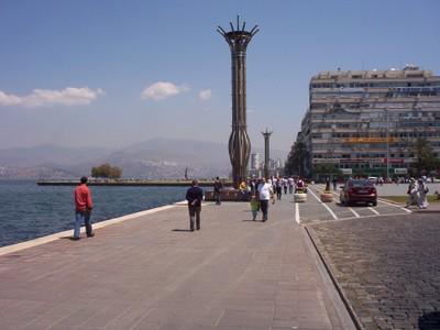 TURKEY  IZMIR,      Aegean Sea.