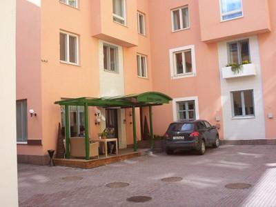 HELSINKI  FINLAND . Hotel entrance.