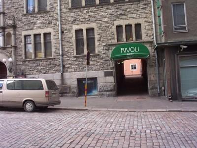 HELSINKI  FINLAND.  Hotel.