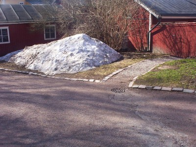 PORVOO FINLAND  in May.