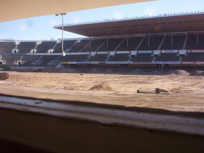 HELSINKI  FINLAND.     Old Olympic Stadium.