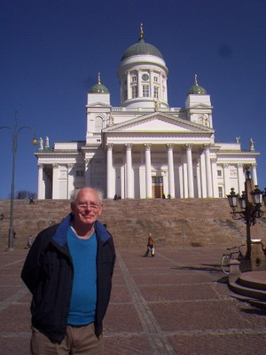 HELSINKI  FINLAND..  Cathedral.