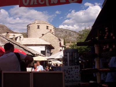 MOSTAR ,  BOSNIA - HERZEGOVINA