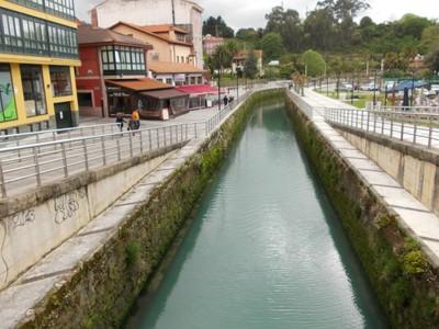 LLANES,  SPAIN.