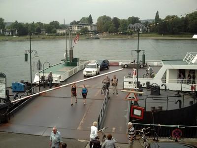 BONN  GERMANY.  River Rhine.