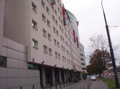 WARSAW POLAND.  Ibis Hotel.