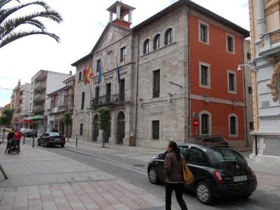 LLANES,  SPAIN.   Town  Hall
