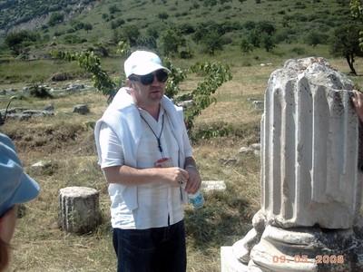 TURKEY  EPHESUS.   Tour Guide.