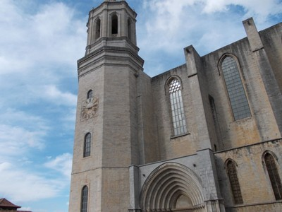 SPAIN   GIRONA    Cathedral.