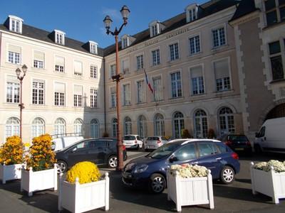 LE  MANS  FRANCE.  --  Town  Hall.