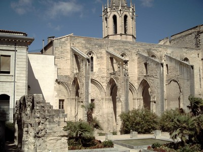 AVIGNON   FRANCE.---- St  Didier  church.