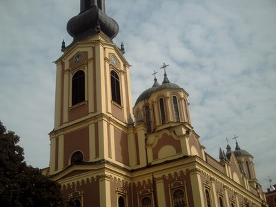 SARAJEVO.   Church  of  the  Nativity.