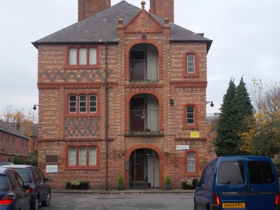 CHESTER.  Parkers building Foregate.