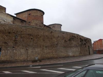 LEON  SPAIN.  City  Wall.