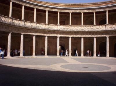 SPAIN   GRANADA     - Alhambra.