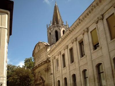 AVIGNON  FRANCE.---   St. Didier  church.