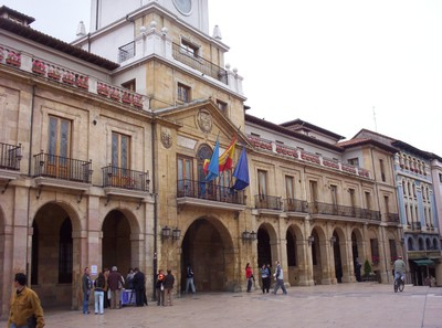 SPAIN  OVIEDA