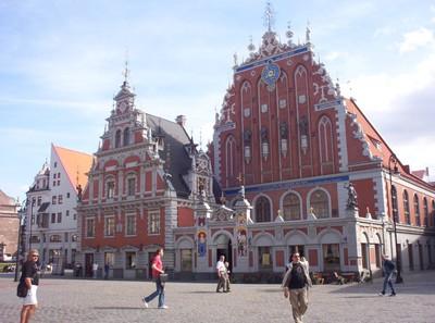 Riga  LATVIA.