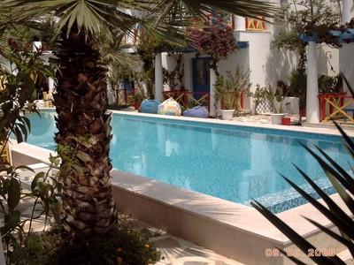 TURKEY  BODRUM.  Su  Hotel pool.