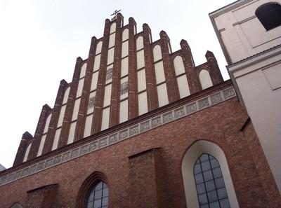 WARSAW POLAND .    ST. JOHNS.