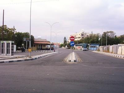 CYPRUS  PAPHOS    -- Bus Station