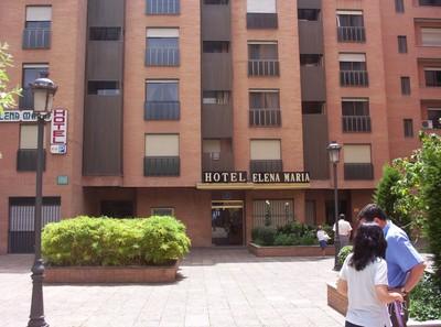 SPAIN  GRANADA   Hotel
