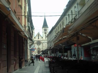 SARAJEVO.  Cathedral.